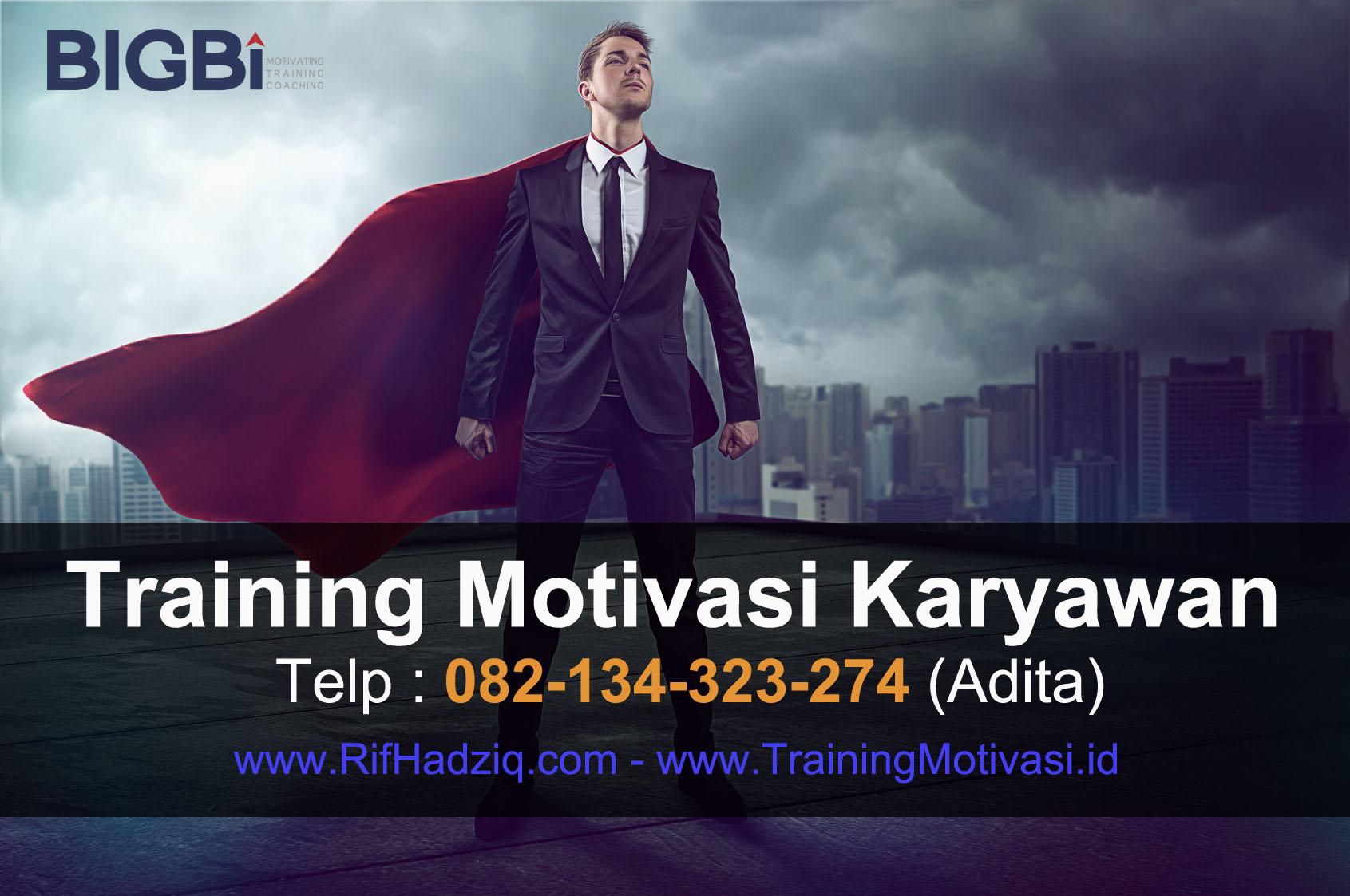 motivator indonesia, motivator perusahaan, rif hadziq, james, bigbi, motivasi
